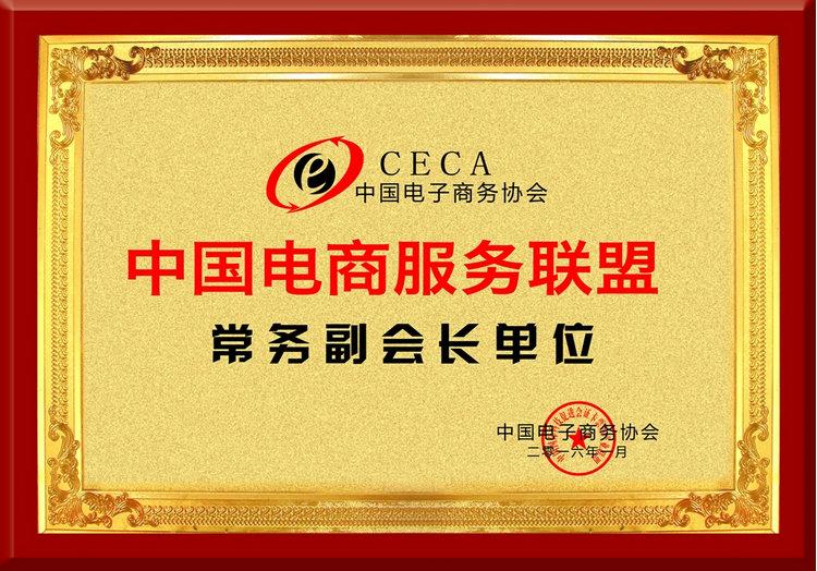 中国电商服务联盟